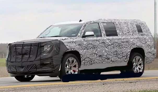 70 Best 2020 GMC Yukon Spy Photos Configurations