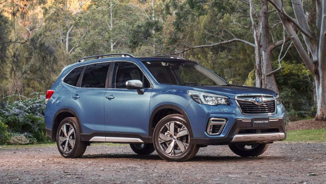 70 Best Dimensions Of 2019 Subaru Forester First Drive