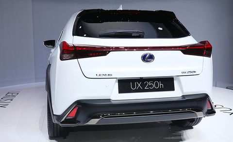 70 Best Lexus Ux 2019 Price Price
