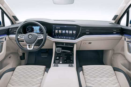 70 Best Vw Touareg 2019 Interior Price And Release Date