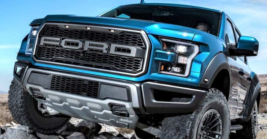 70 New 2019 All Ford F150 Raptor Performance And New Engine