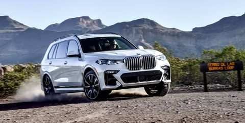 70 New 2019 BMW X7 Suv Series Review And Release Date