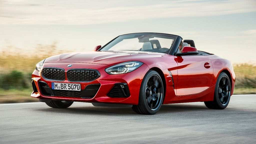 70 New 2019 BMW Z4 Release Date And Concept