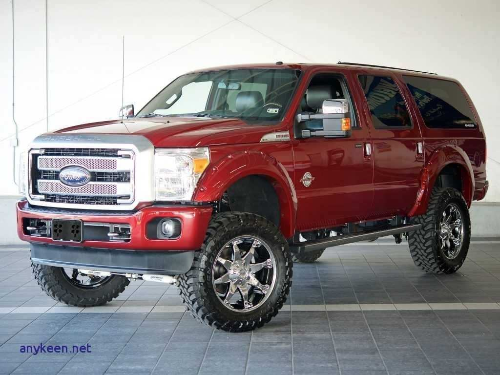 70 New 2019 Ford Excursion Diesel Release Date And Concept
