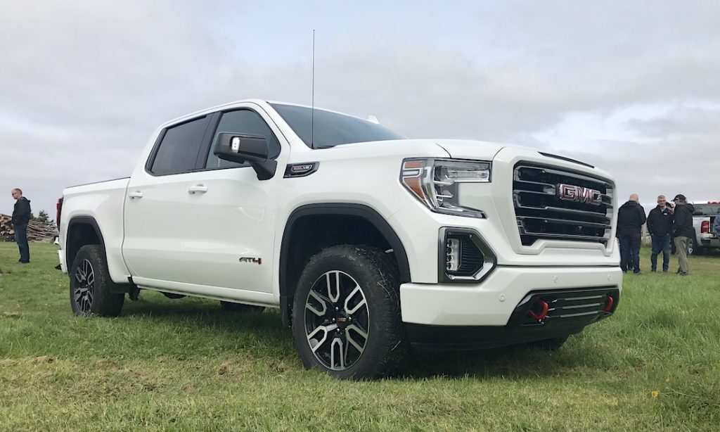 70 New 2019 GMC Sierra 1500 Concept