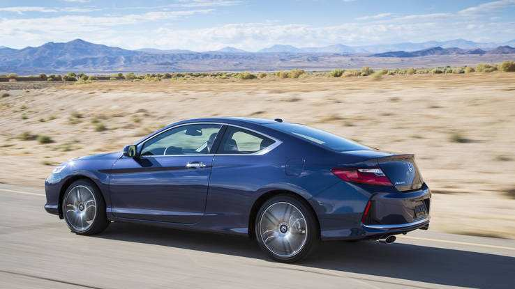 70 New 2019 Honda Accord Coupe Concept And Review