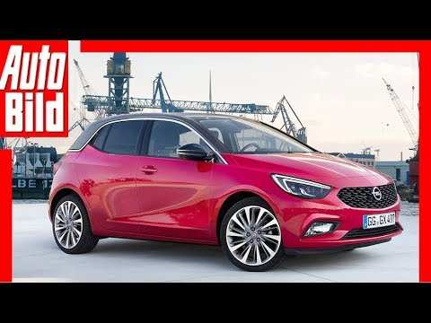 70 New 2019 Opel Corsa Review