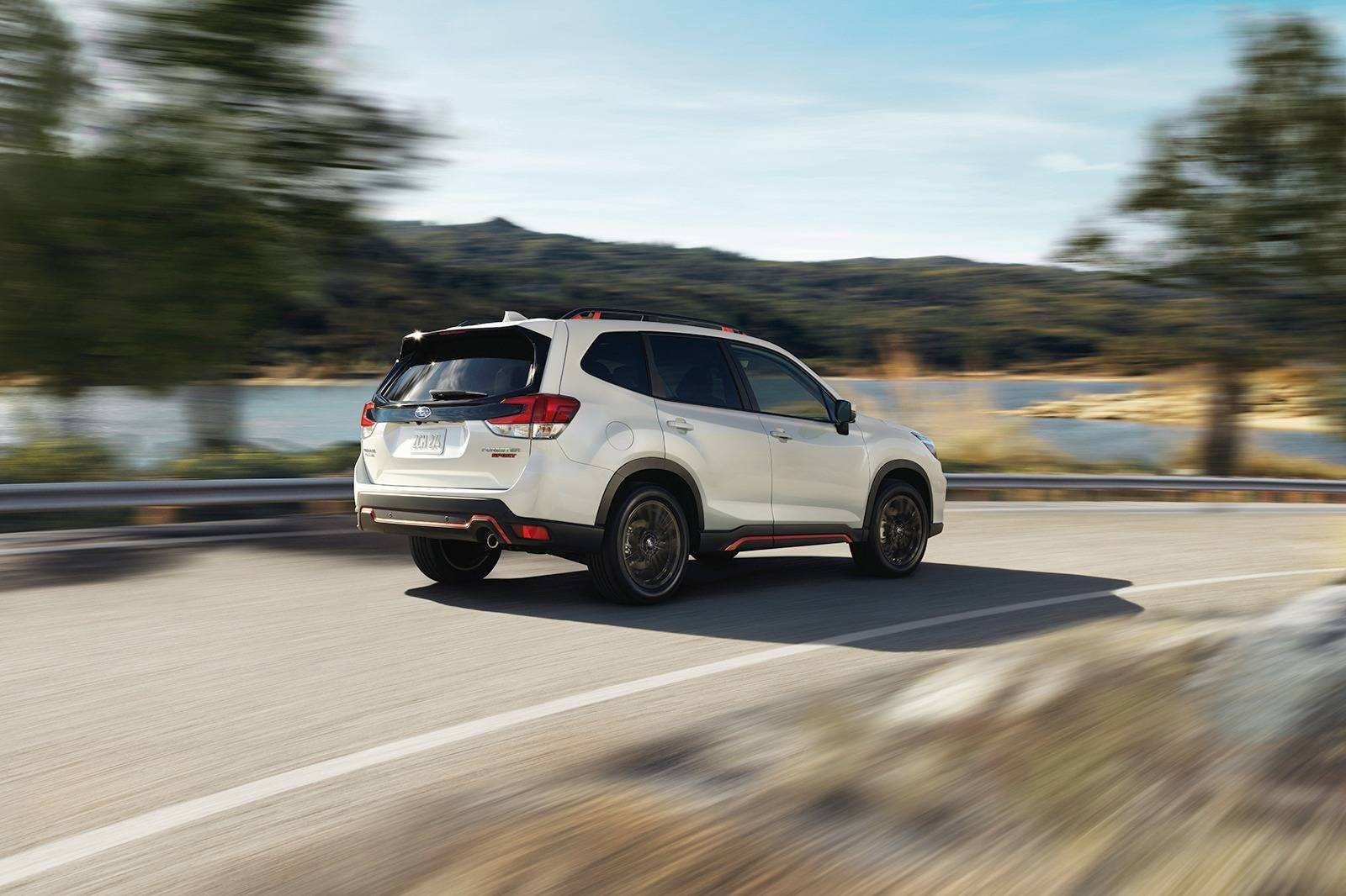 70 New 2019 Subaru Forester Sport 2 Redesign And Review