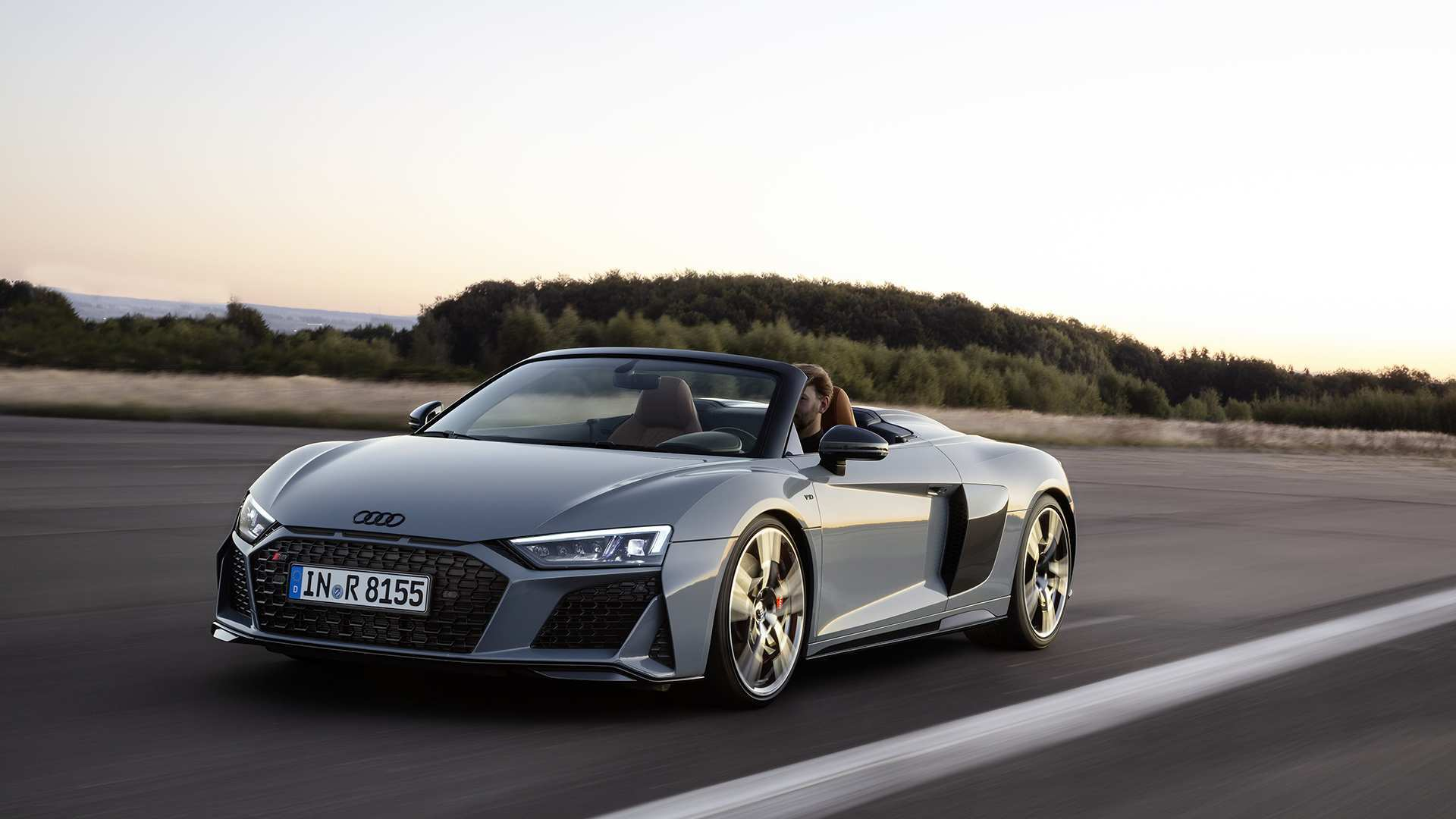 70 New 2020 Audi R8 V10 Spyder Redesign and Concept
