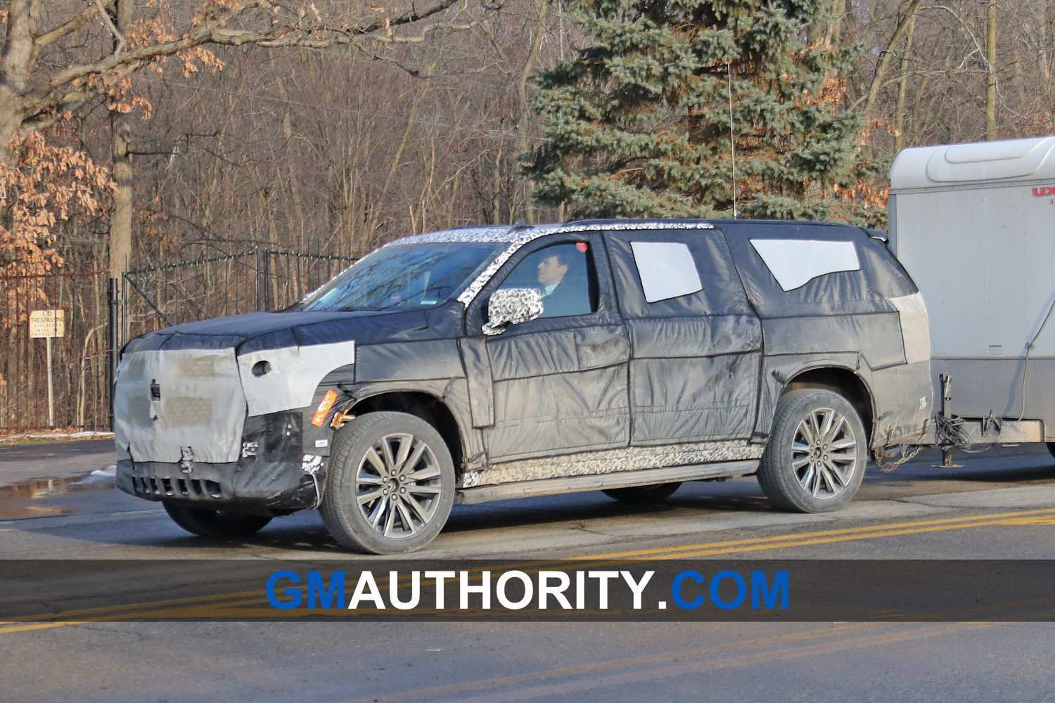 70 New 2020 Cadillac Escalade Spy Photos Rumors