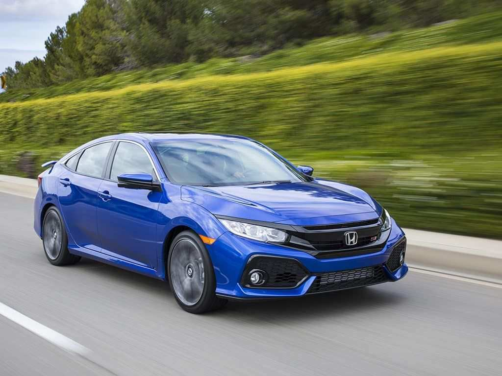 70 New 2020 Honda Civic Si Sedan Wallpaper
