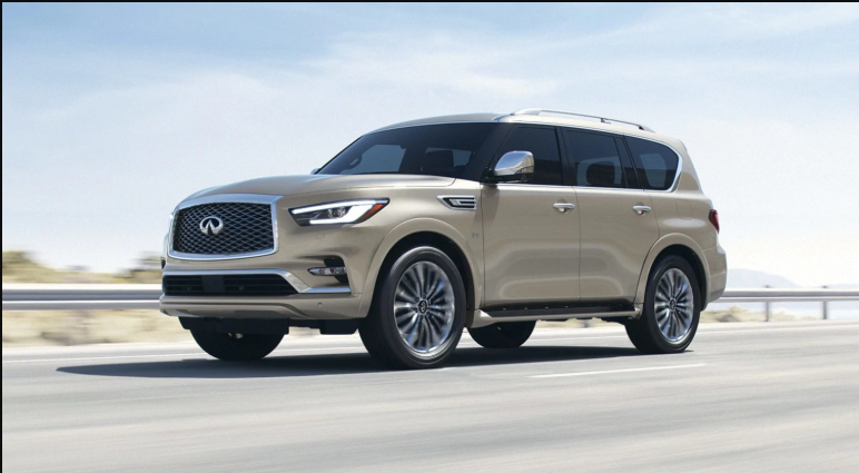 70 New 2020 Infiniti Qx80 Changes First Drive