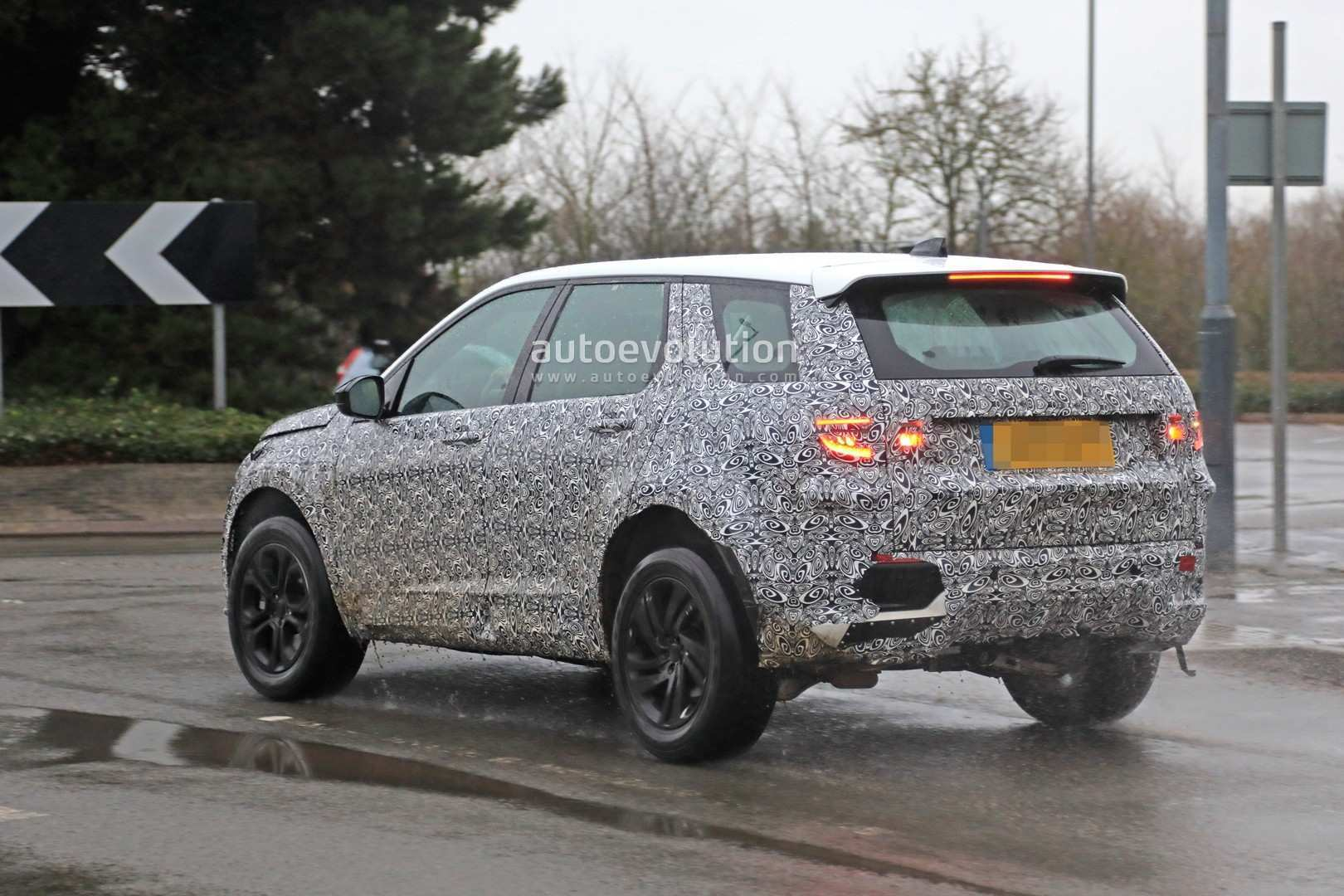 70 New 2020 Land Rover Discovery Sport Images