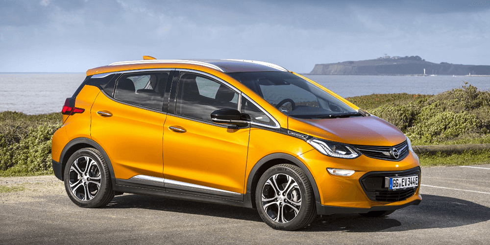 70 New 2020 Opel Ampera Price Design And Review