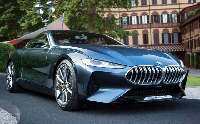 70 New BMW Prototype 2020 First Drive