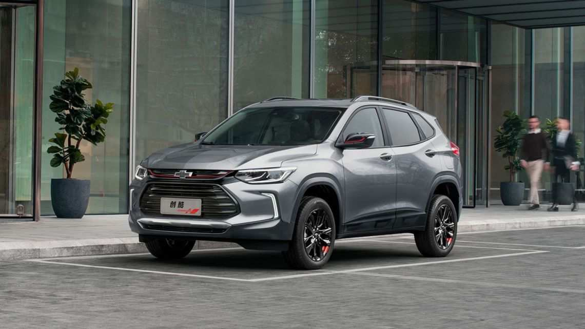 70 New Chevrolet Tracker 2020 Images