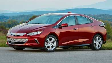70 New Chevrolet Volt 2020 Exterior