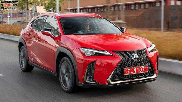 70 New Lexus Ux Hybrid 2020 Engine