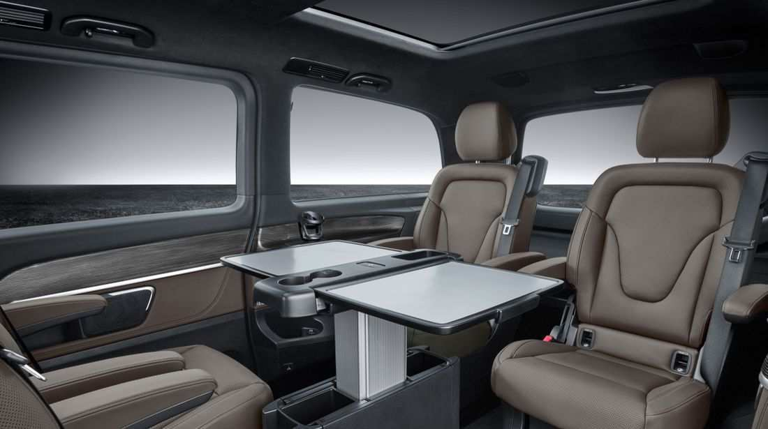 70 New Mercedes V Klasse 2019 Overview