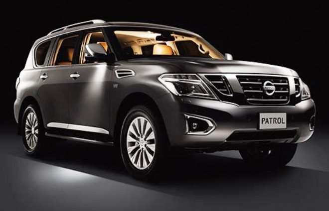 70 New New Nissan Patrol 2019 Redesign