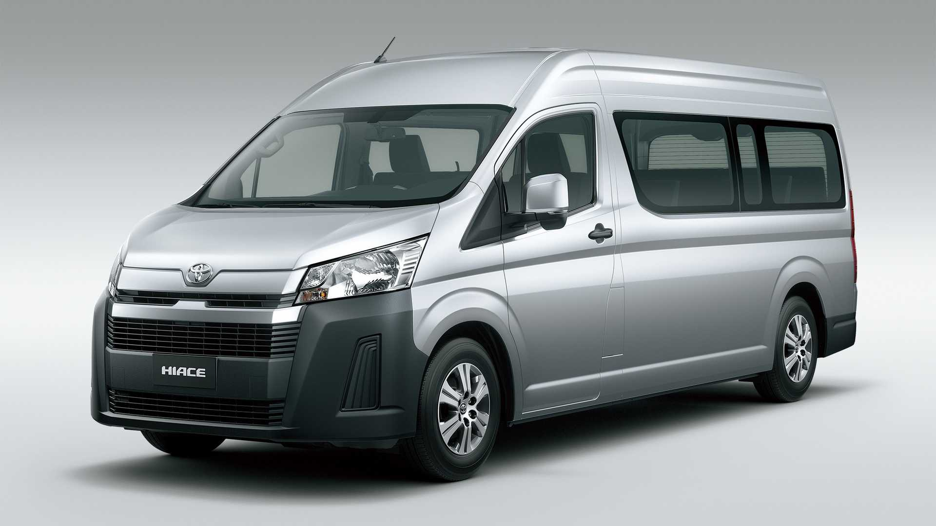 70 New Toyota Hiace 2019 Engine