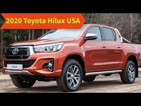 70 New Toyota Hilux 2020 New Review