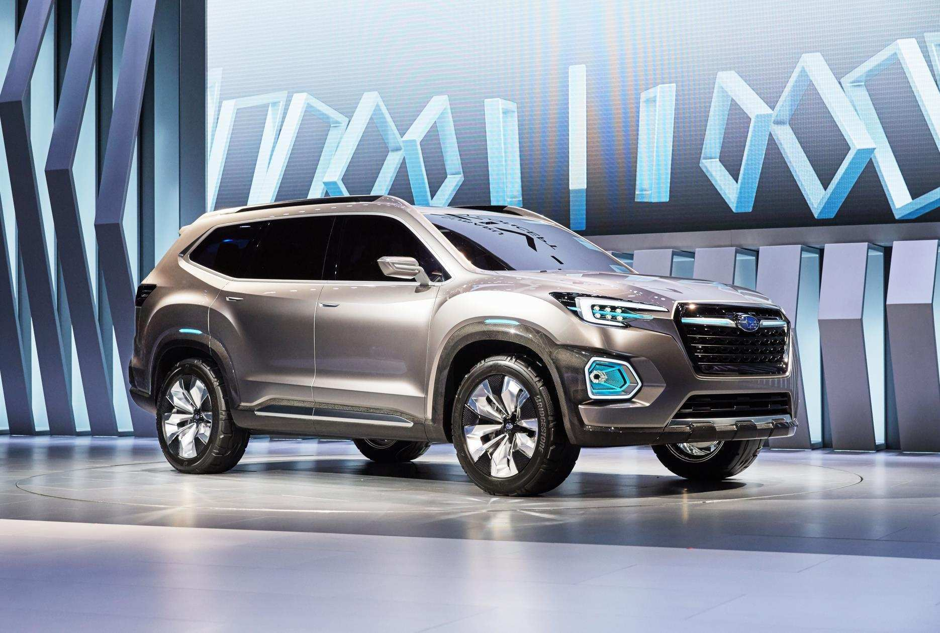 70 New Tribeca Subaru 2019 Review And Release Date