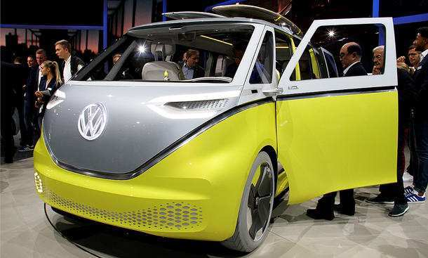 70 New Volkswagen Buzz 2020 Redesign And Review