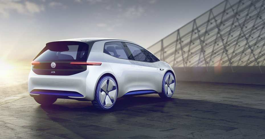 70 New Volkswagen Electric Car 2020 Model