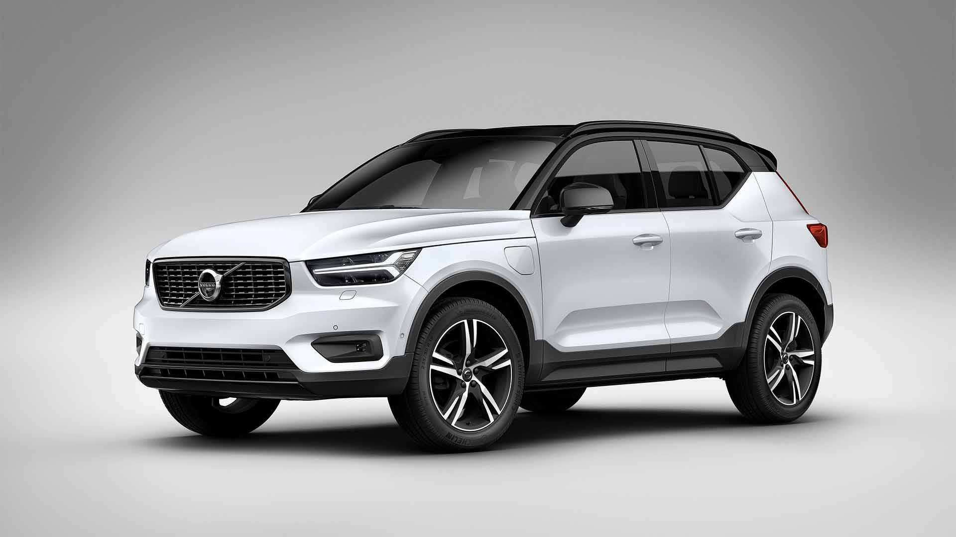 70 New Volvo To Go Electric By 2019 Exterior