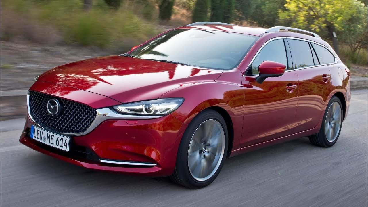70 New Youtube Mazda 6 2020 New Concept