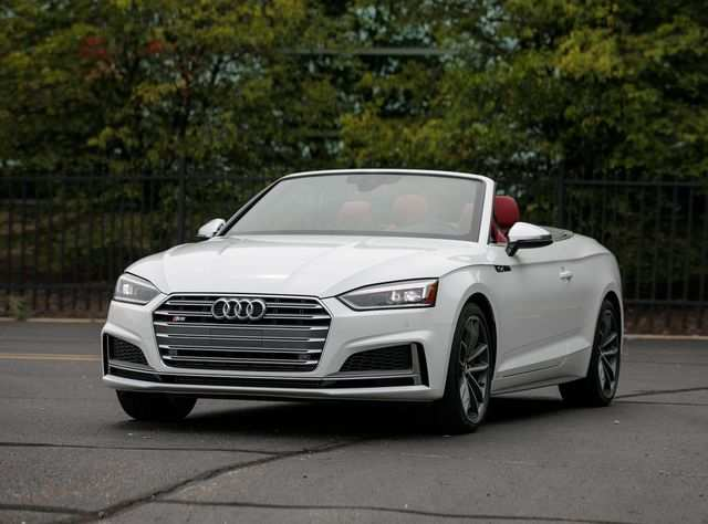 70 The 2019 Audi S5 Cabriolet Redesign And Concept