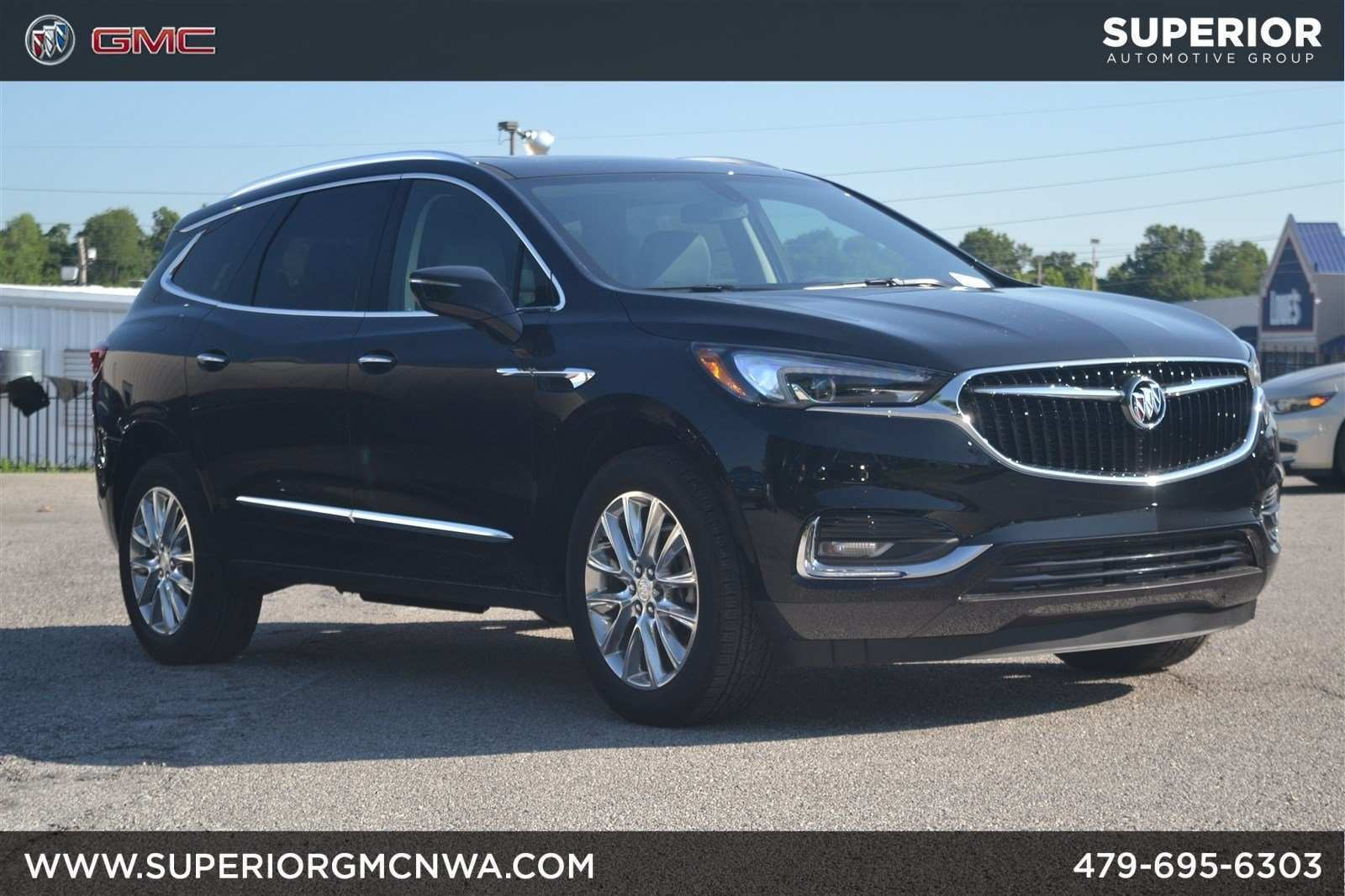 70 The 2019 Buick Enclave Spy Photos Performance