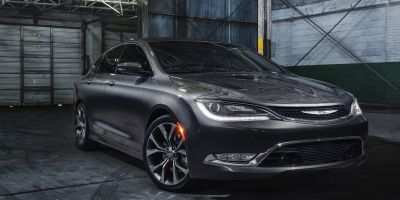 70 The 2019 Chrysler 200 Convertible Specs And Review