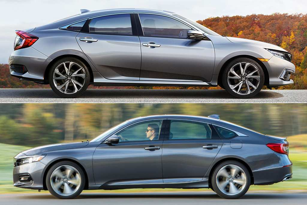 70 The 2019 Honda Accord Redesign And Concept