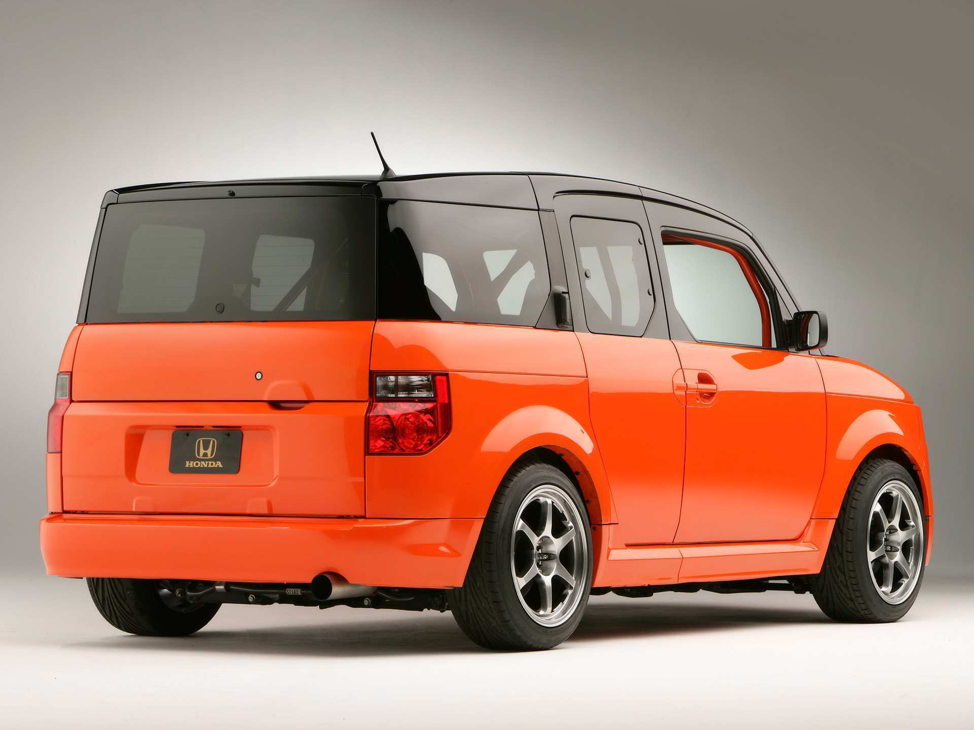 70 The 2019 Honda Element Photos