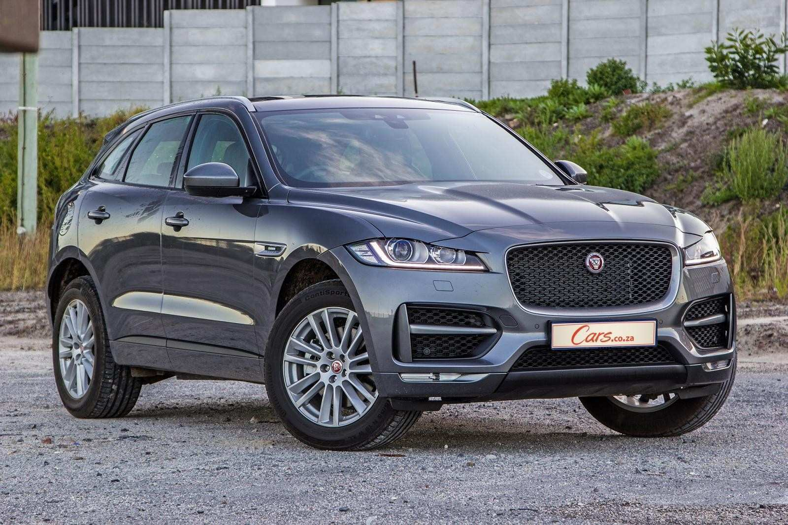 70 The 2019 Jaguar C X17 Crossover Engine