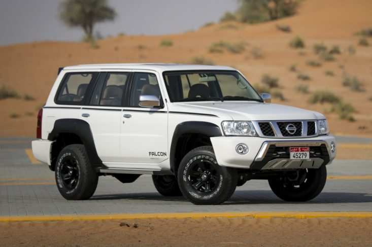 70 The 2019 Nissan Patrol Reviews