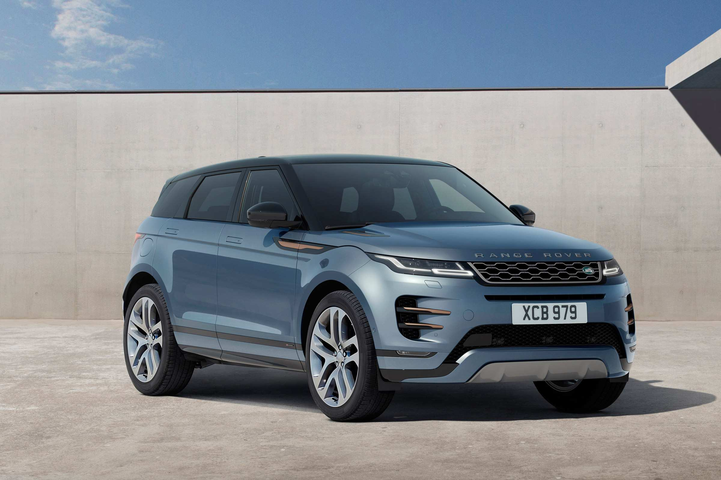 70 The 2019 Range Rover Evoque Xl Release