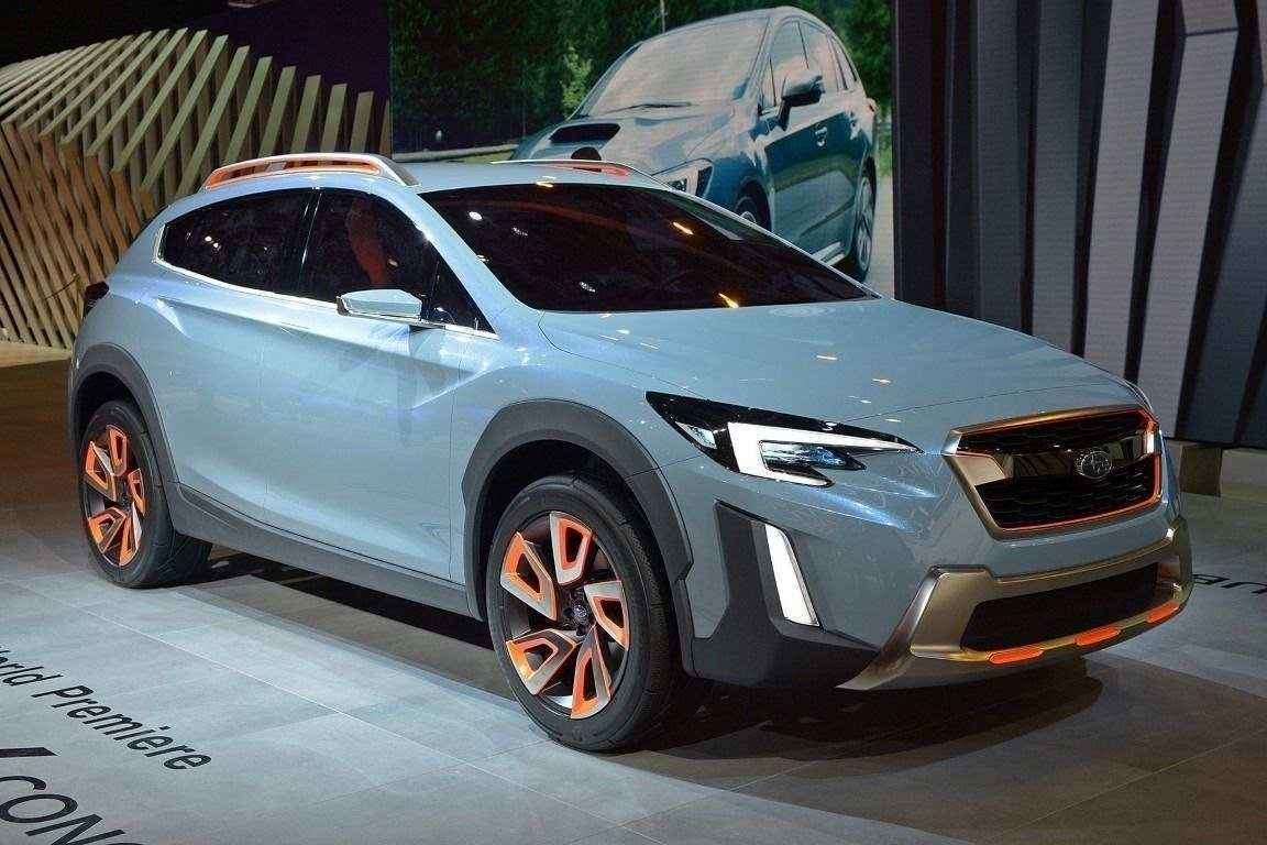 70 The 2019 Subaru Crosstrek Hybridand Style