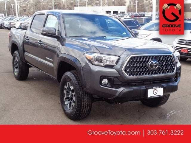70 The 2019 Toyota Tacoma Release Date And Concept