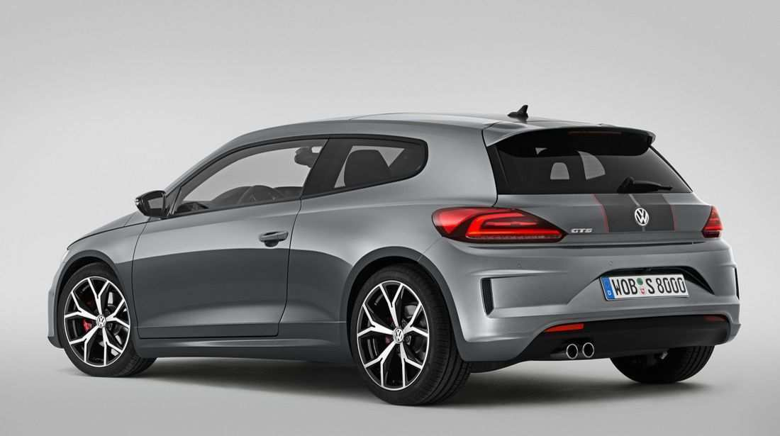70 The 2019 Volkswagen Scirocco Spesification