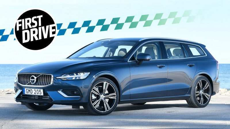 70 The 2019 Volvo Wagon Photos