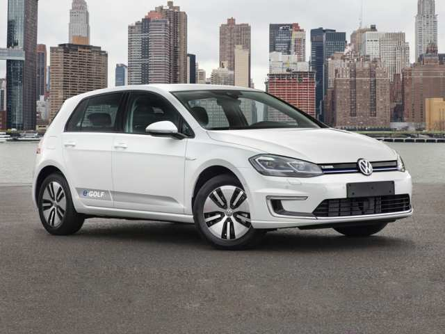 70 The 2019 Vw E Golf Price Design And Review
