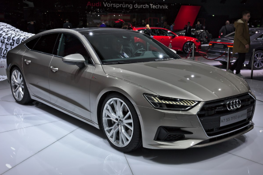70 The 2020 Audi A7 Review