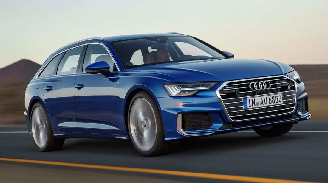 70 The 2020 Audi A8 Images