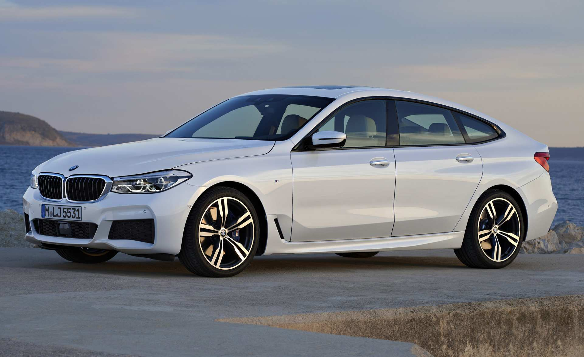 70 The 2020 BMW 6 Series Review