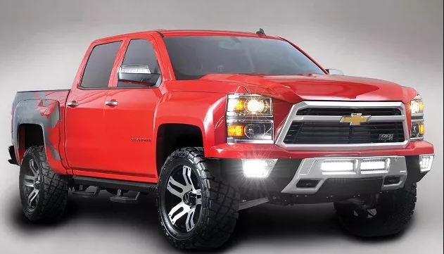 70 The 2020 Chevy Reaper Performance