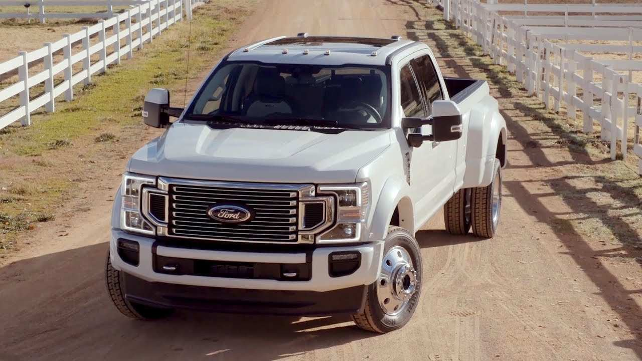 70 The 2020 Ford F450 Super Duty Pictures