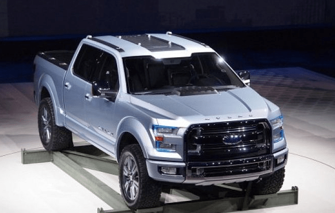 70 The 2020 Ford Lobo Overview